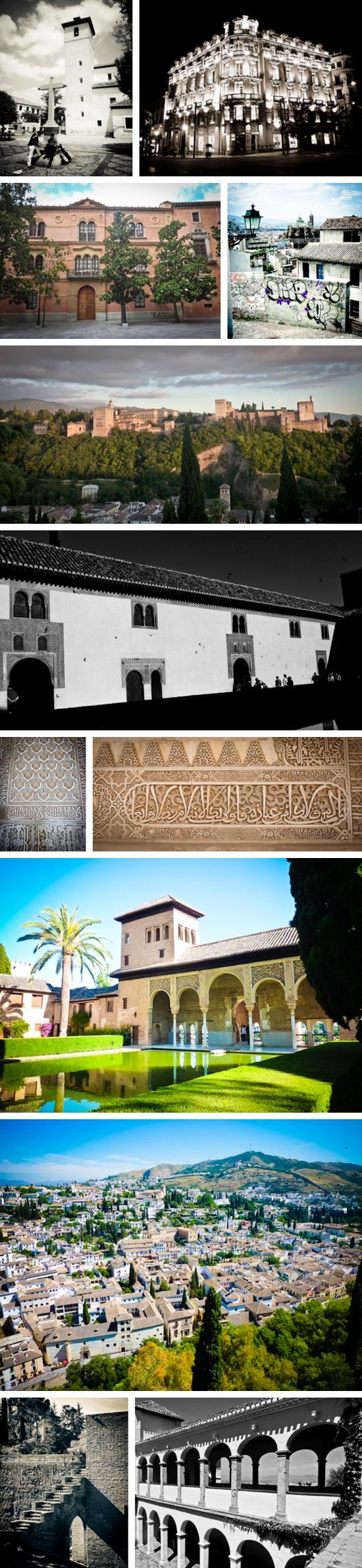 Granada montage